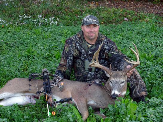 Planting Clover for Deer