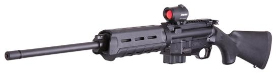 New Ares SCR: An AR-Style Rifle Without the Pistol Grip