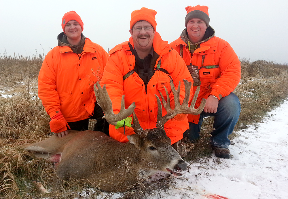 Deer of the Year: Show Us Your Buck, Tell Us Your Story