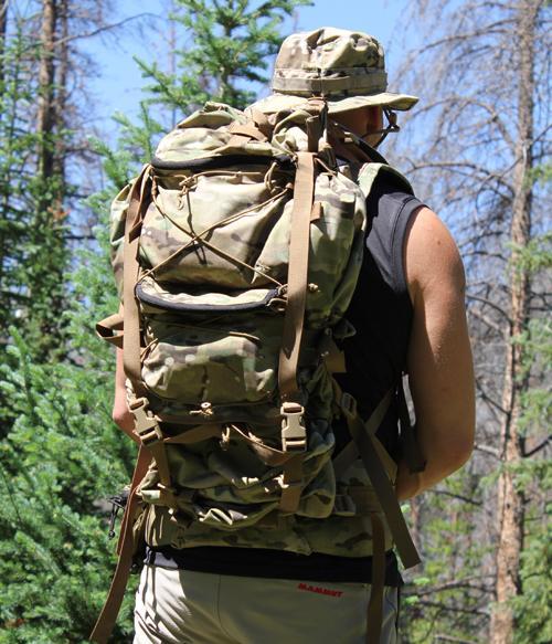 Kifaru backpack