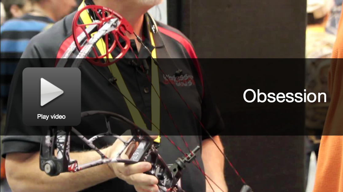 New Bows 2015: Obsession Fusion 6