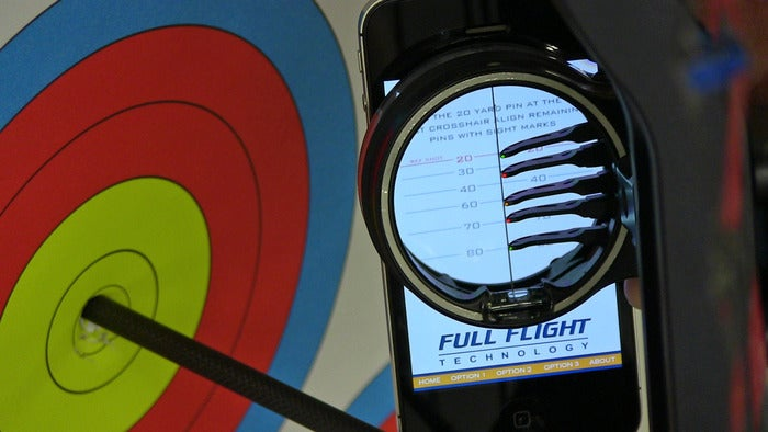 Full Flight Technology Launches Kickstarter Campaign for UNO Bow Sight App