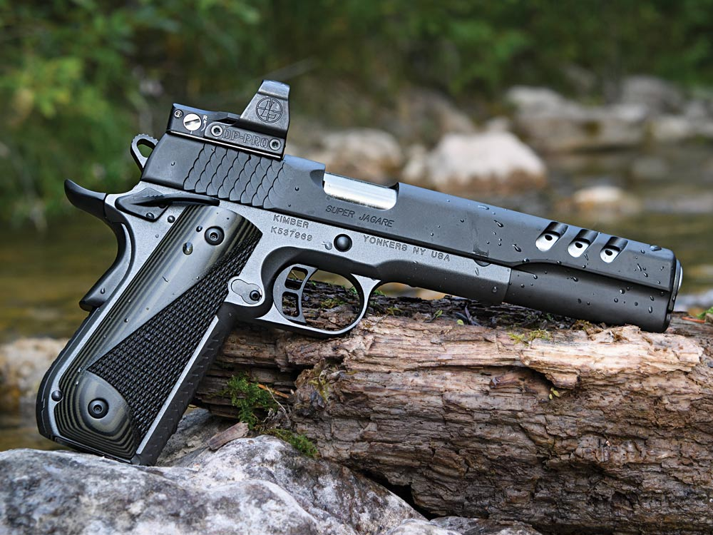 Kimber Super Jagare Hand Gun Review