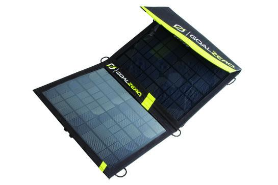 Nomad 13 solar charger