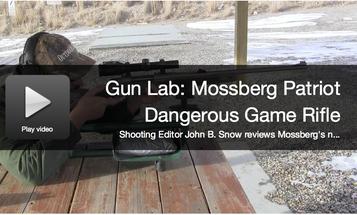 Gun Lab: Mossberg Patriot Rifle