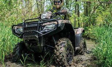 A Gear Test of the 6 Best Hunting ATVs