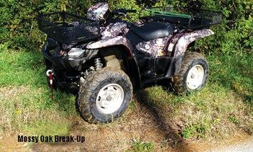 Camo Gear for Your ATV