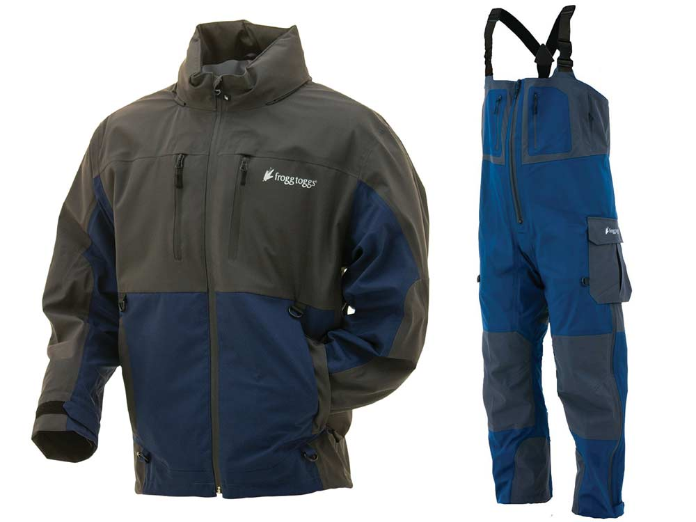 Frogg Toggs Pilot II Guide Series Jacket and Bibs