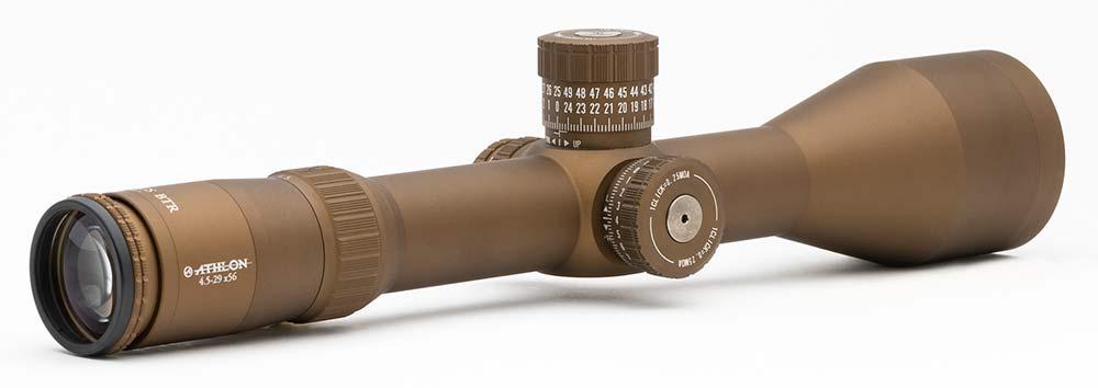 Athlon Cronus BTR rifle scope