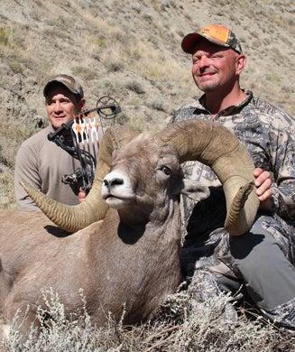 Jim Hens Takes Potential World Record Bighorn in Missouri River Breaks