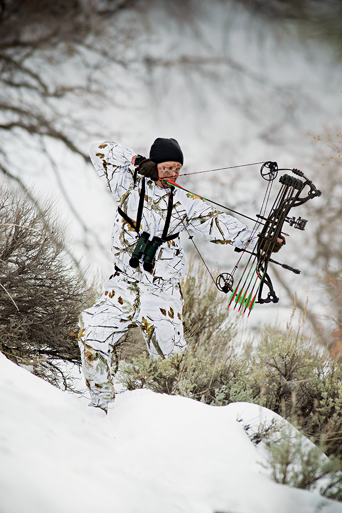 Bowhunting: How to Navigate the Frost Lines