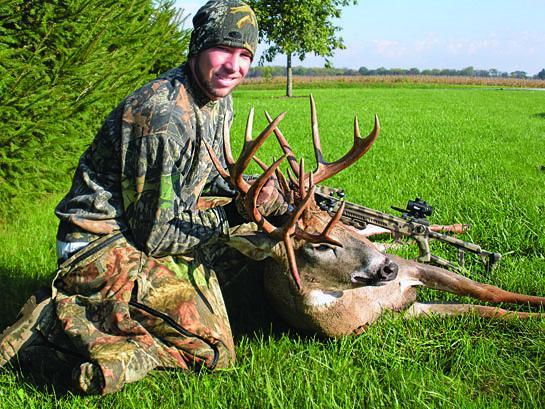 Deer of the Year: The Triple Beamer