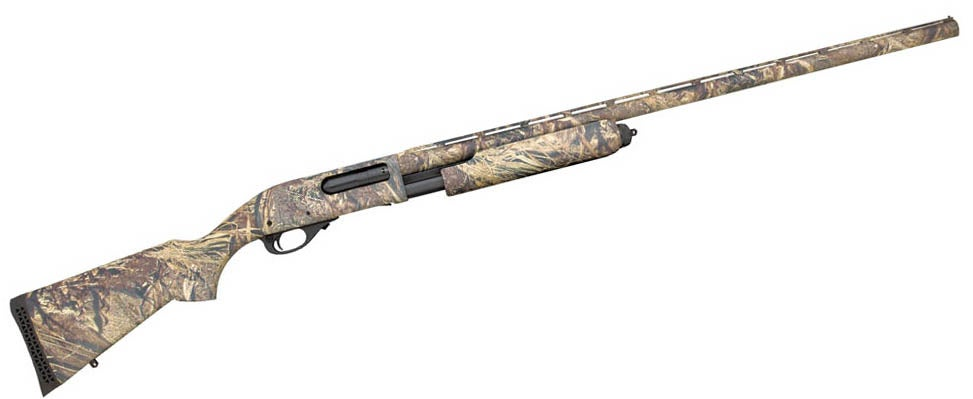 Remington Model 870 shotgun