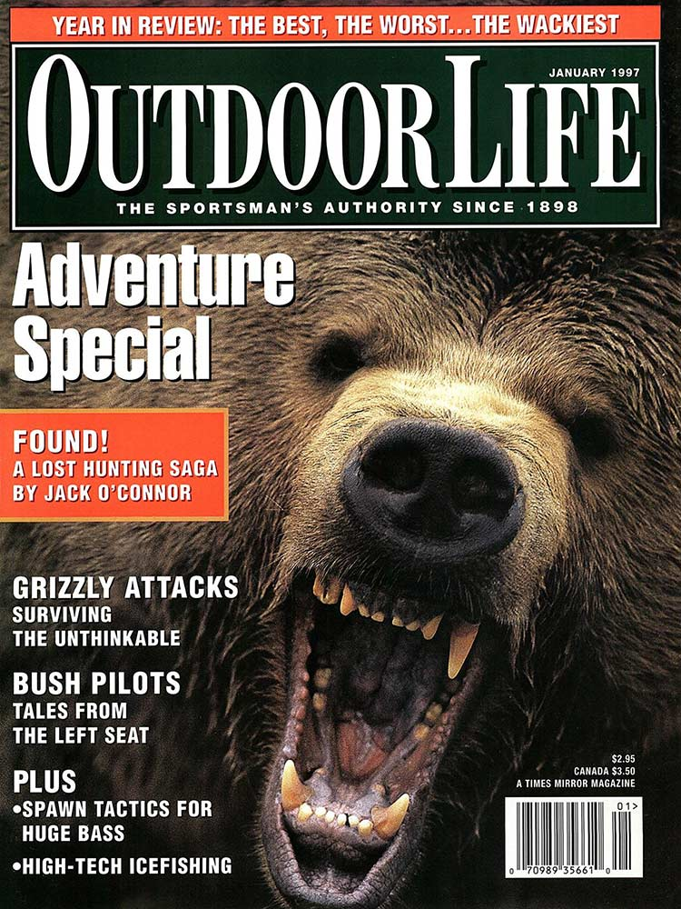 January 1997 Cover of Outdoor Life