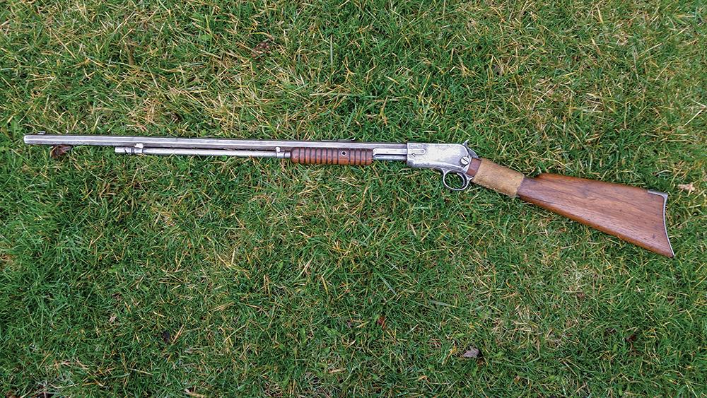 my favorite gun, dave duran, winchester, winchester model 1890