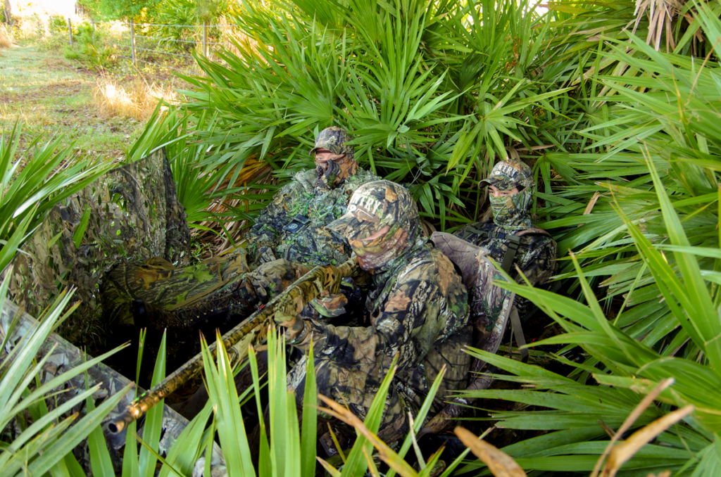 osceola hunters