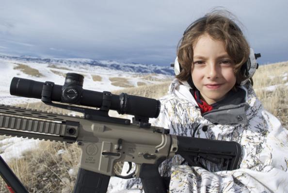 Dinosaur Hunting Guns (Cont.)