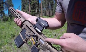 Gun Lab: Lightweight Prototype AR from MG Arms