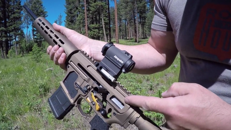 MG Arms prototype