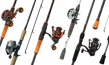 Best New Rod and Reel Combos 2018