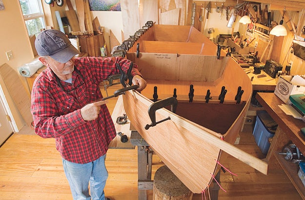 How to build your own canoe