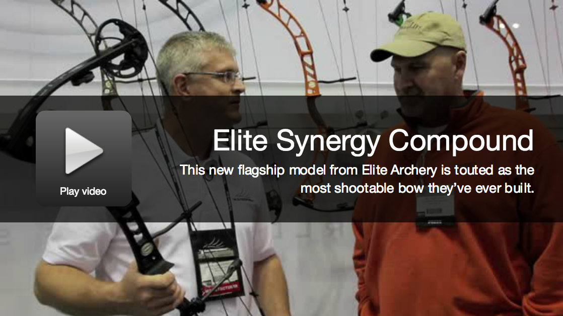 New Bows 2015: Elite Synergy Compound