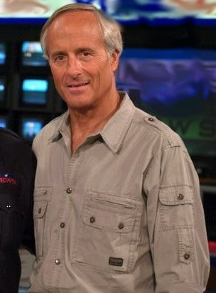 Jack Hanna Attacked by Grizzly