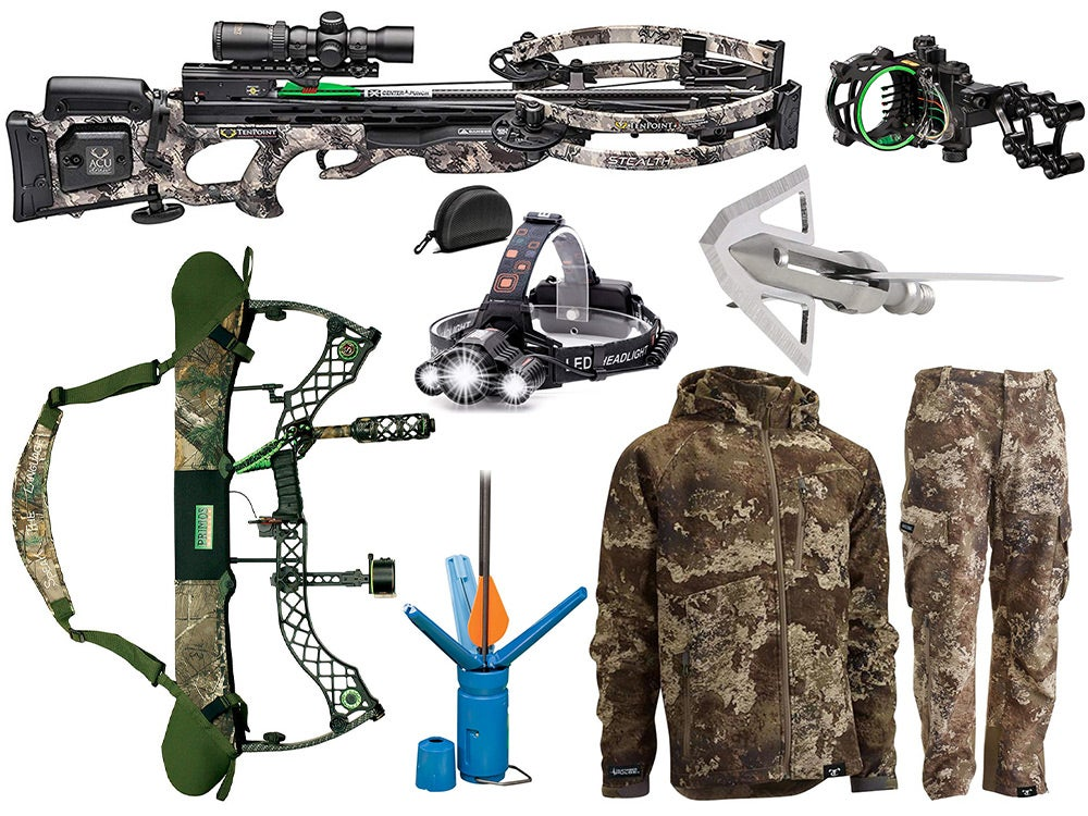 bowhunting gear gift guide