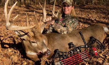 Photos: Giant Archery Buck from Indiana