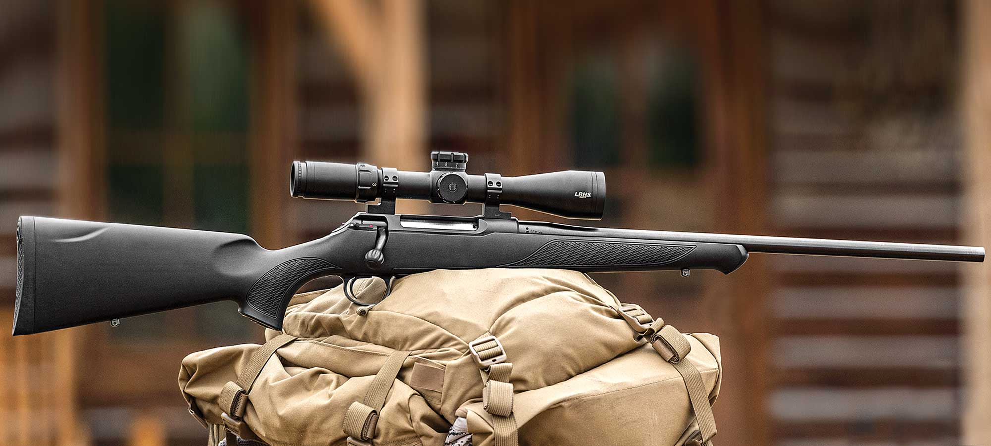 Classic 100 XT rifle from Sauer