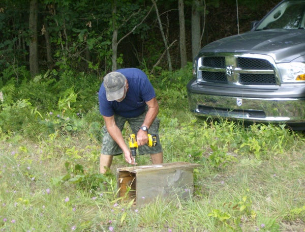 Open Country Projects Kick Off in Michigan