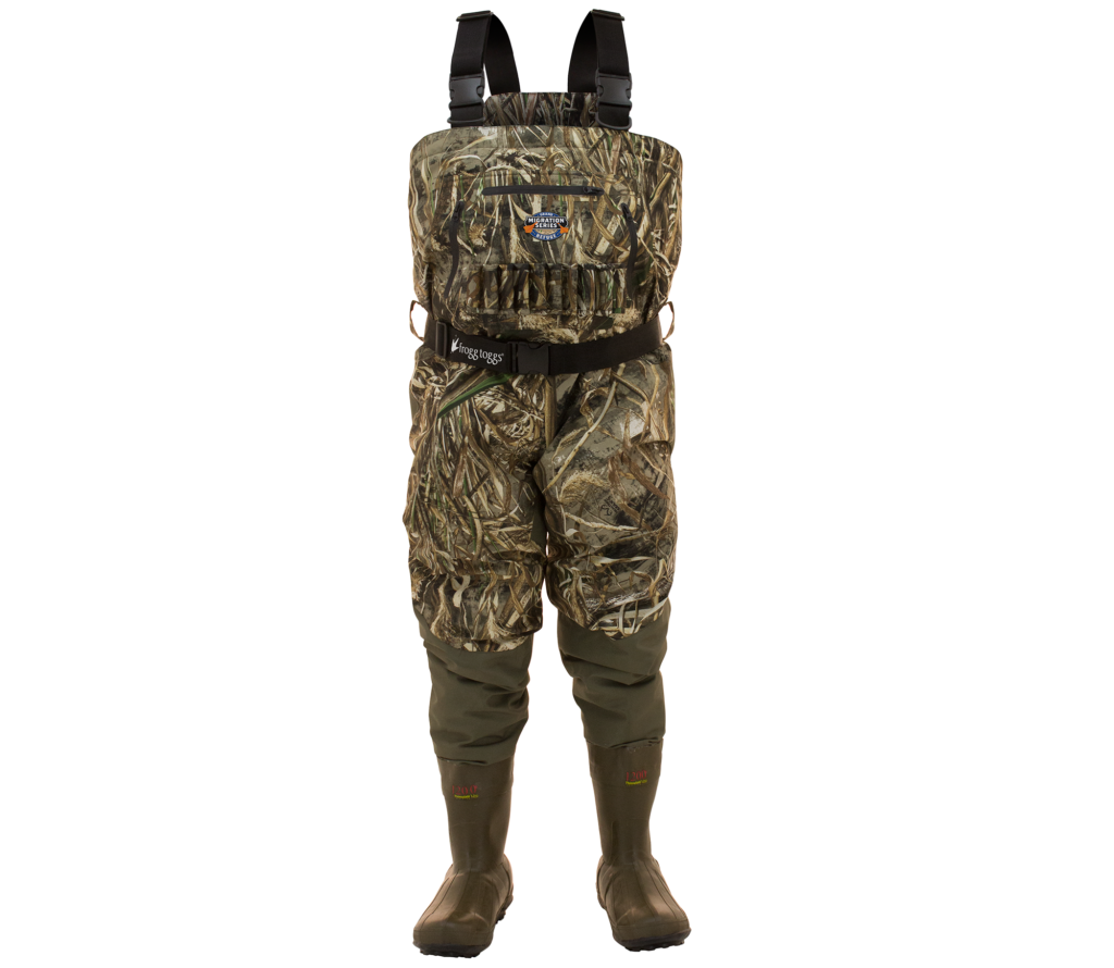 FROGG TOGGS GRAND REFUGE 2.0 WADERS