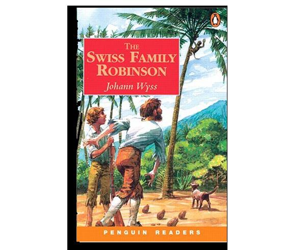 Swiss Family Robinson by Johann David Wyss
