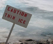 Survival Skills: Avoiding Thin Ice