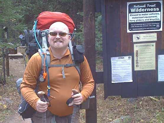 Father of Missing Hiker Asks Hunters for Help