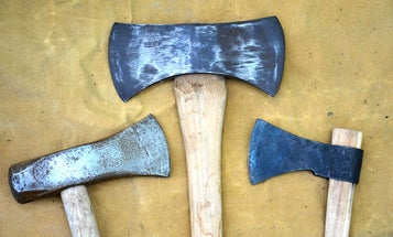 How to Grab the Right Ax for the Job