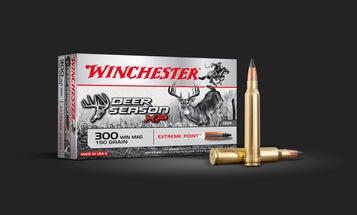 Winchester Unveils New Deer Season XP Cartridge