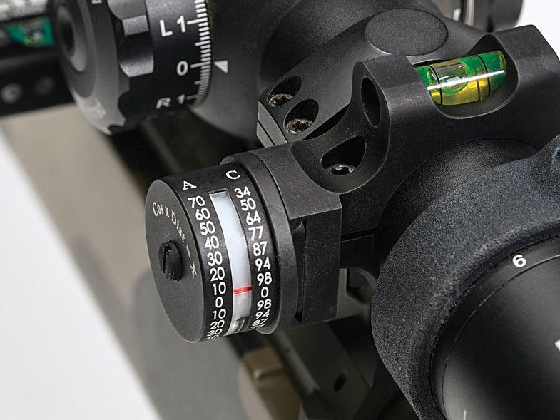 Sniper Tools Angle Cosine Indicator