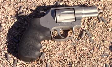 The Colt Cobra Revolver