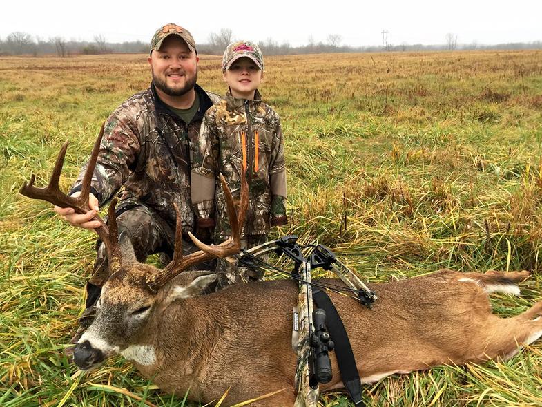 deer of the year ohio