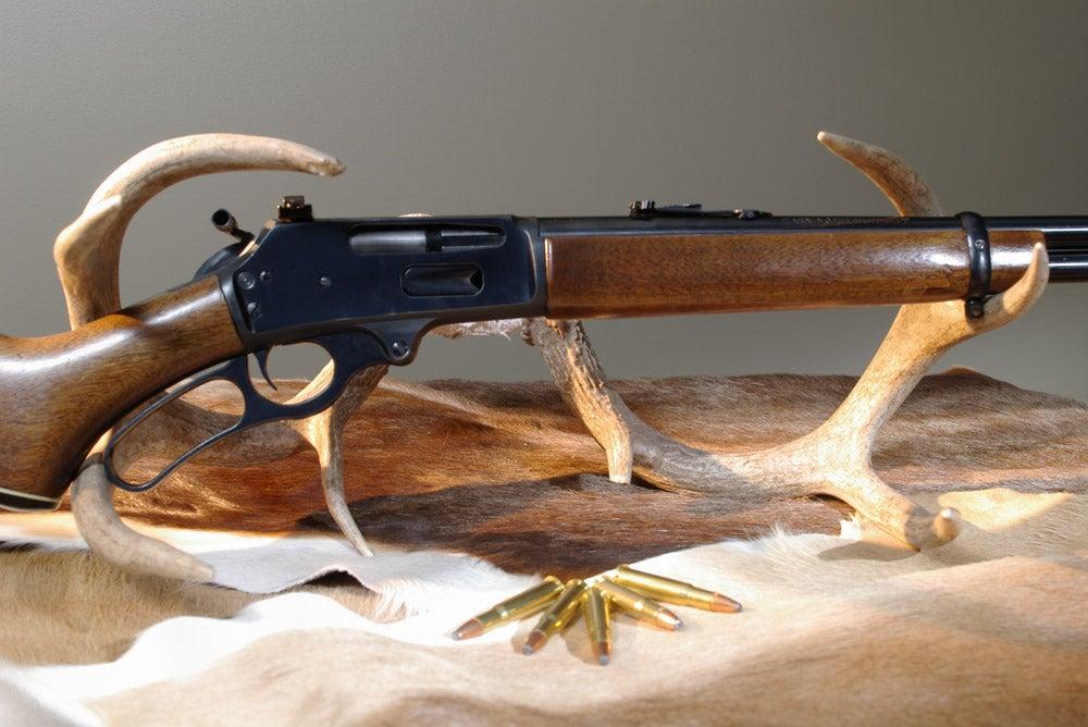 Marlin 336 in .35 Remington