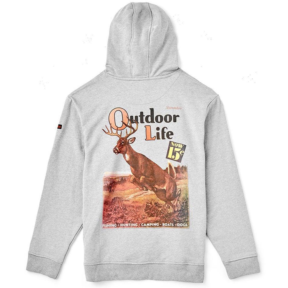 Guide Life Cover Art Deer Hoodie