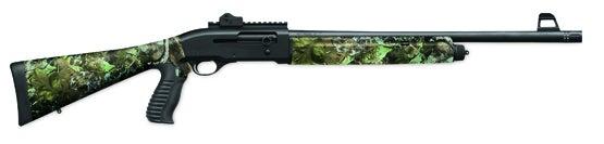 Weatherby's New Semi-Automatic Turkey Gun
