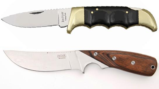 Best Hunting Knife: Fixed Blade or Folding Knife?