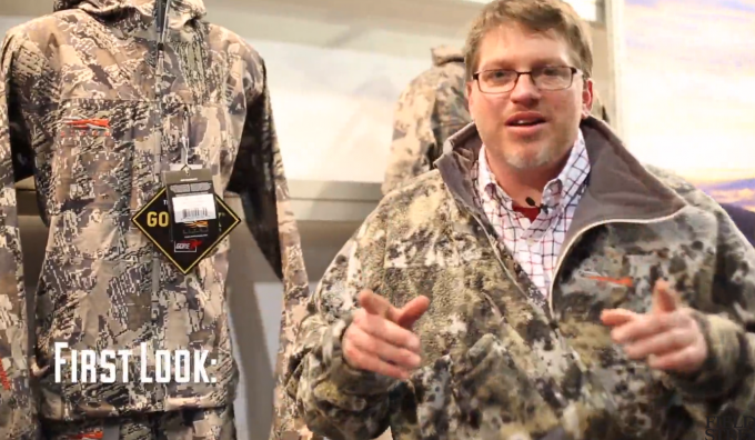 New Hunting Gear: Sitka Fanatic Jacket