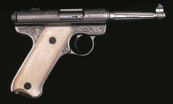 Gun of the Week: Ruger Semi-Automatic Pistol, 1 of 5,000