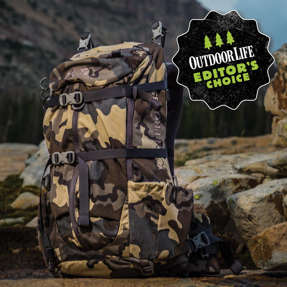 Kuiu's Icon Pro 1850 Hunting Pack
