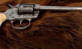 Gun of the Week: Tom Tobin's Colt Model 1878 'Frontier' Revolver