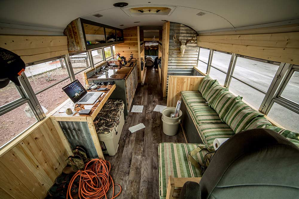 open country bus interior sam soholt