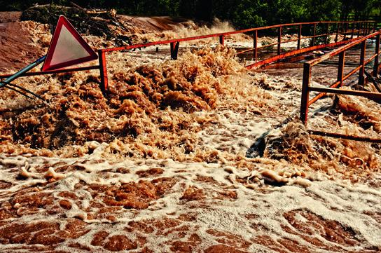 Survival Skills: How to Escape a Flash Flood